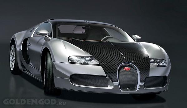 "2008 Bugatti EB 16.4 Veyron ""Pur Sang"""