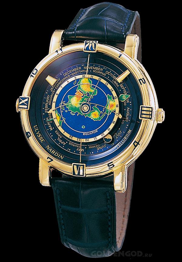Часы Ulysse Nardin Tellurium J. Kepler