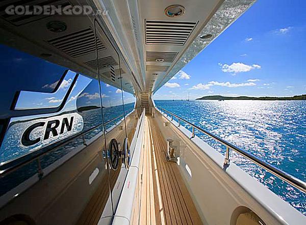 Супер яхта  ABILITY