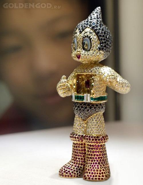 Фигурка японского героя Astro Boy