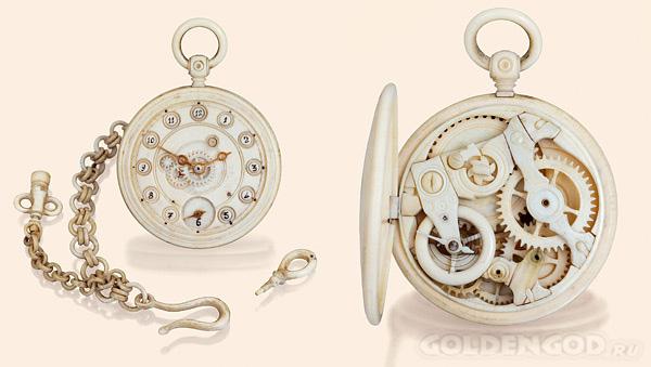 Костяные часы Бронникова