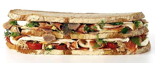 Самый дорогой в мире бутерброд