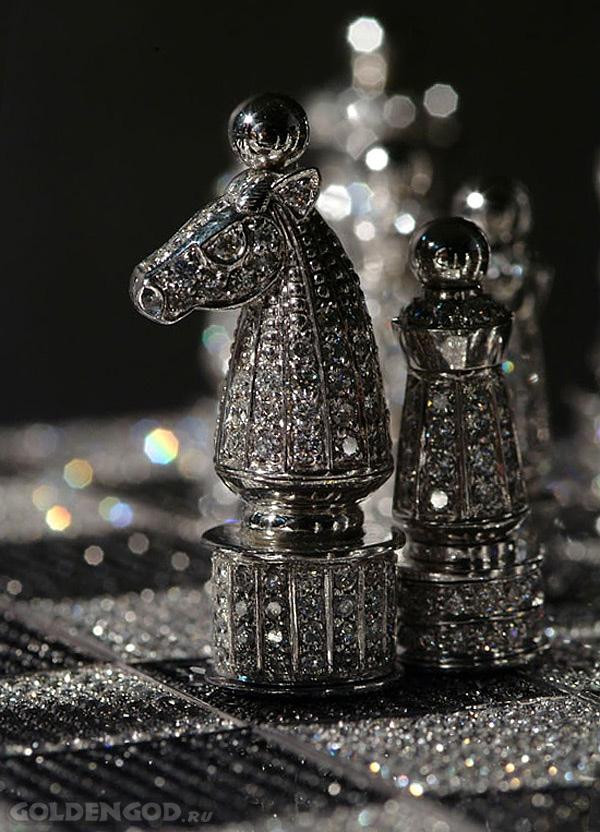 Самые дорогие шахматы в мире