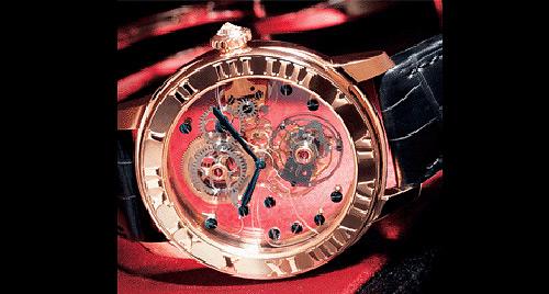 Часы Corum Classical Tourbillon Sapphire