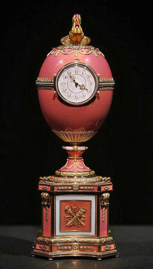 Яйцо Фаберже Ротшильда - Rothschild Faberge Egg