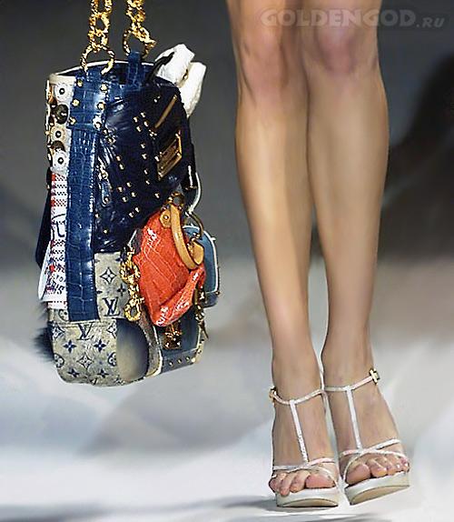 Самая дорогая сумка в мире от Louis Vuitton.