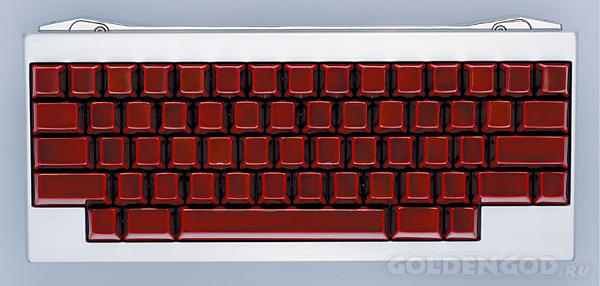 Самая дорогая клавиатура в мире