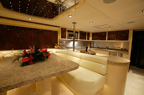 Мега яхта The Millennium 140' Mega Yacht