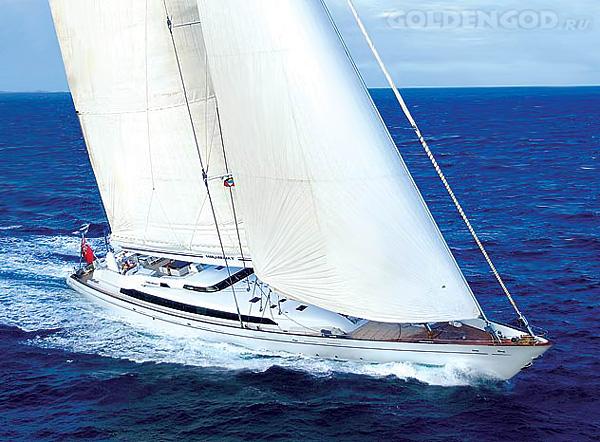 Супер яхта - MIRABELLA V
