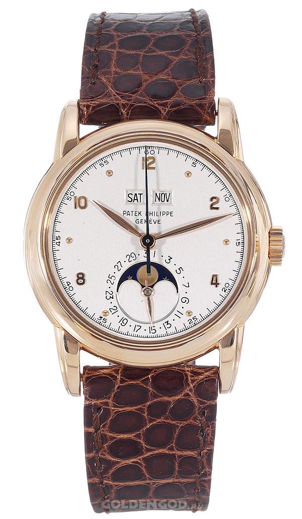 Дорогие часы Patek Philippe