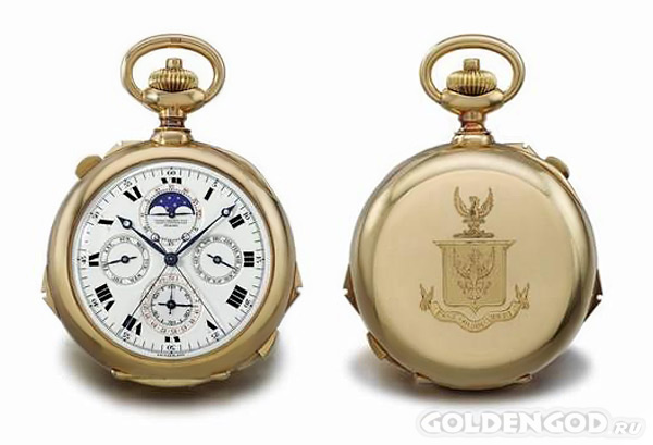Карманные часы Patek Philippe