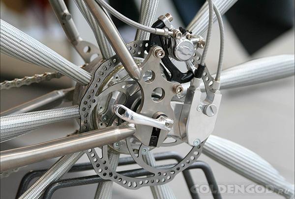 spyker aeroblade cамый дорогой велосипед