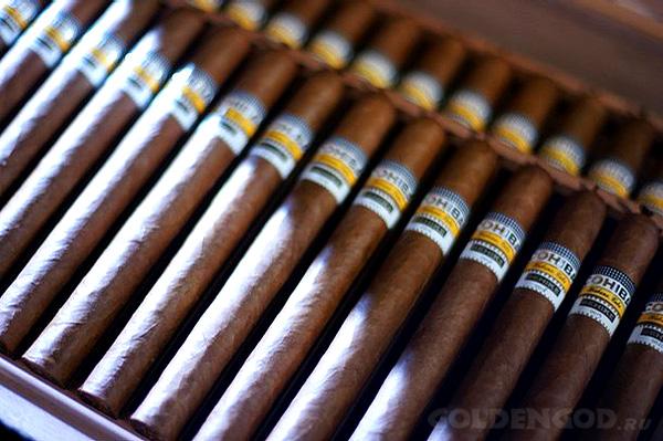 Самые дорогие сигары - Cohiba Behike cigars