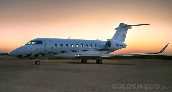 Gulfstream G250 - частный реактивный самолет