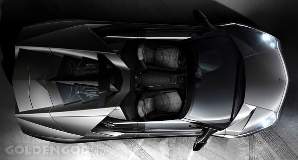 Самый дорогой Ламборджини - Lamborghini Reventon Roadster
