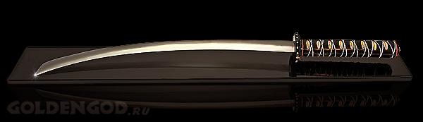 Стеклянная Катана, коллекционный самурайский меч