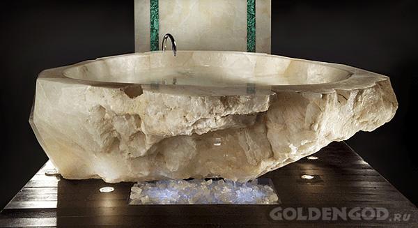 Baldi Самая дорогая ванна в мире