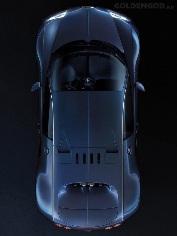 Bugatti Veyron Super Sport, самый быстрый и дорогой Бугатти в мире