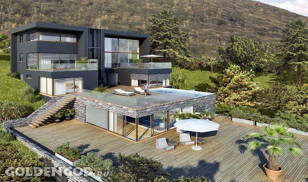 EklusivHaus — новый рекордсмен среди самых дорогих домов мира теперь в Швейцарии.