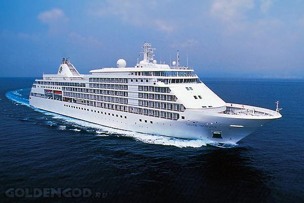 Самый дорогой круиз века. Путешествие на лайнере Silver Whisper.