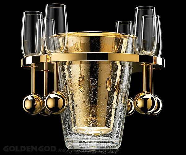 Van Perckens Nr.8 Champagne — дорогое ведерко